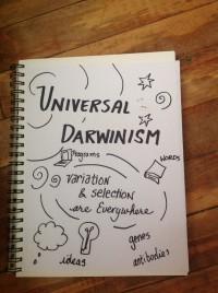 vt universal darwinism